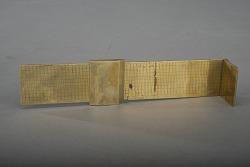 Japanese Diagonal Rule with Slide
