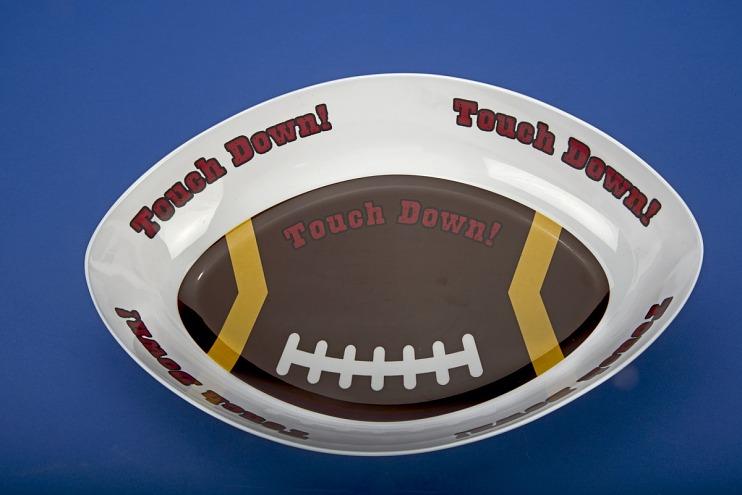 Football Snack Bowl