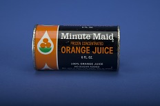 Minute Maid Concentrated Orange Juice Can