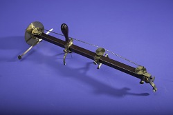 William W. Wythes Cyclo-Ellipto-Pantograph Patent Model