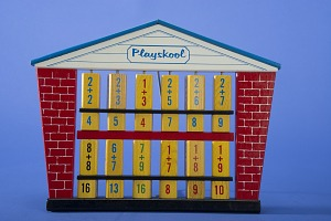 images for Arithmetic School, a Toy by Playskool-thumbnail 1