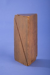 Dissected Triangular Prism, Ross Solid #9