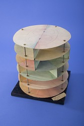 Model of a Riemann Surface by Richard P. Baker, Baker #410W