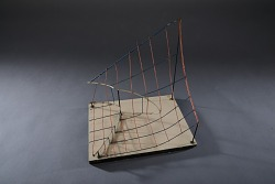 Geometric Model by Richard P. Baker, Thermodynamic Surface for Water, Ice, and Steam, Baker #253