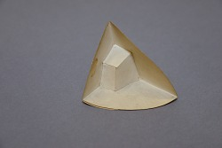 Geometric Model by A. Harry Wheeler, Supplementary Trihedral Angles