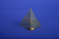 Geometric Model by A. Harry Wheeler, Trihedral Angles