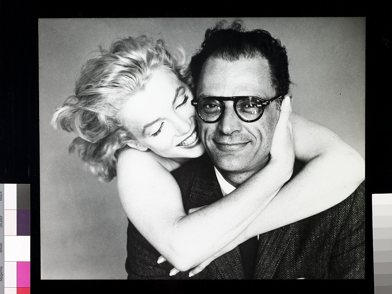 Image for Marilyn Monroe and Arthur Miller