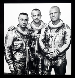 Photograph, Project Mercury Astronauts