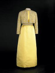Patricia Nixon's 1969 Inaugural Ball Gown