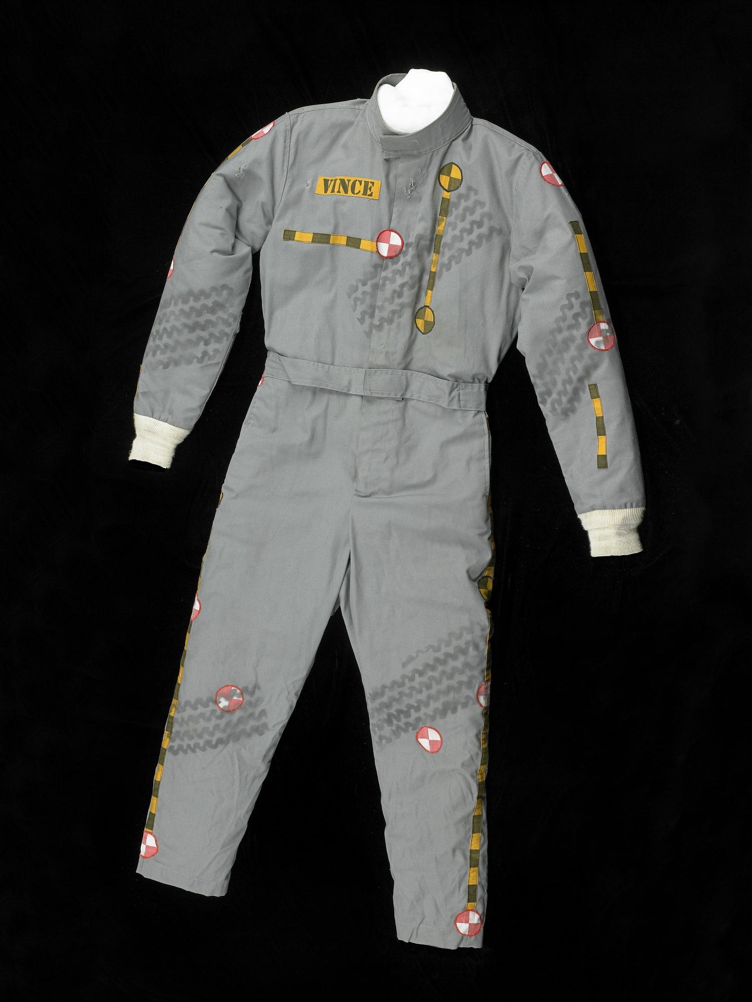 Vince Crash Dummy Costume, 1990s