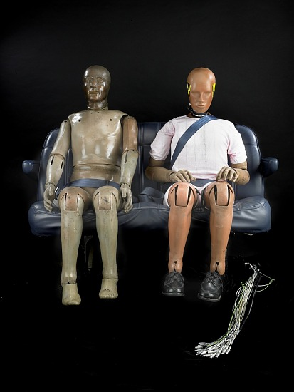 Images For Hybrid Iii Crash Test Dummy 1990s Right