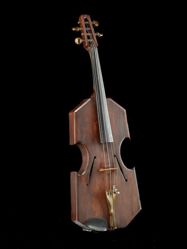 Iris Bancroft's Viola