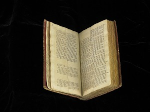 images for Thomas Jefferson, The Life and Morals of Jesus of Nazareth, Extracted textually from the Gospels in Greek, Latin, French, & English-thumbnail 2