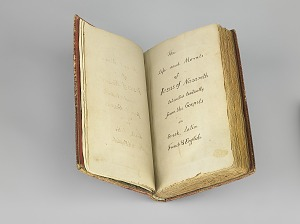 images for Thomas Jefferson, The Life and Morals of Jesus of Nazareth, Extracted textually from the Gospels in Greek, Latin, French, & English-thumbnail 1