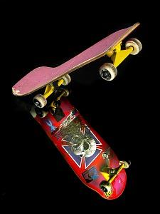 images for Tony Hawk's Powell Peralta skateboard-thumbnail 1