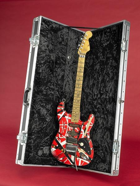 Image 1 for Van Halen Frankenstein Electric Guitar