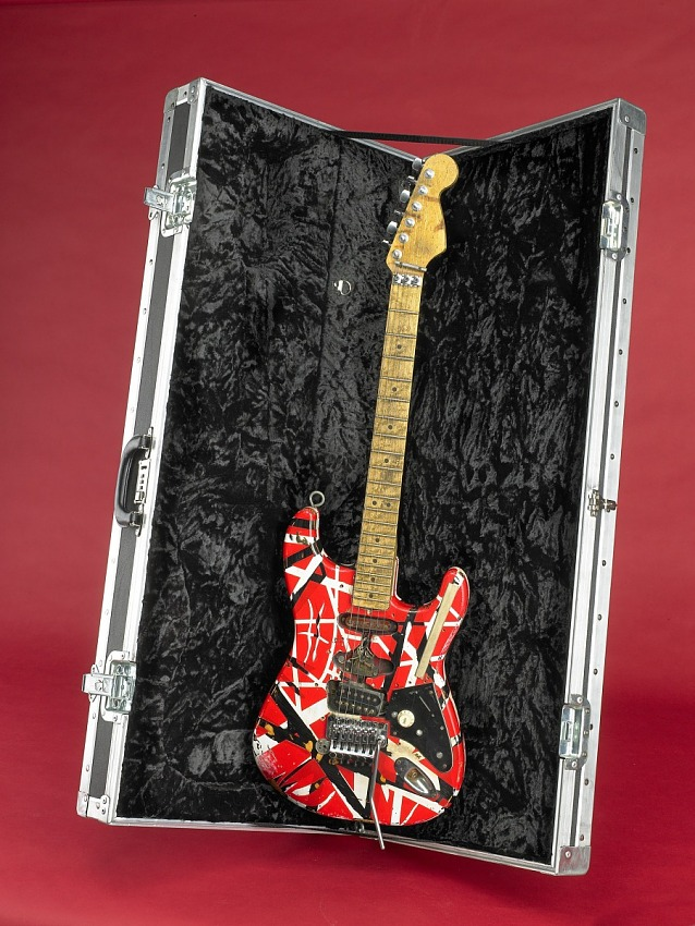 Van Halen Frankenstein Electric Guitar