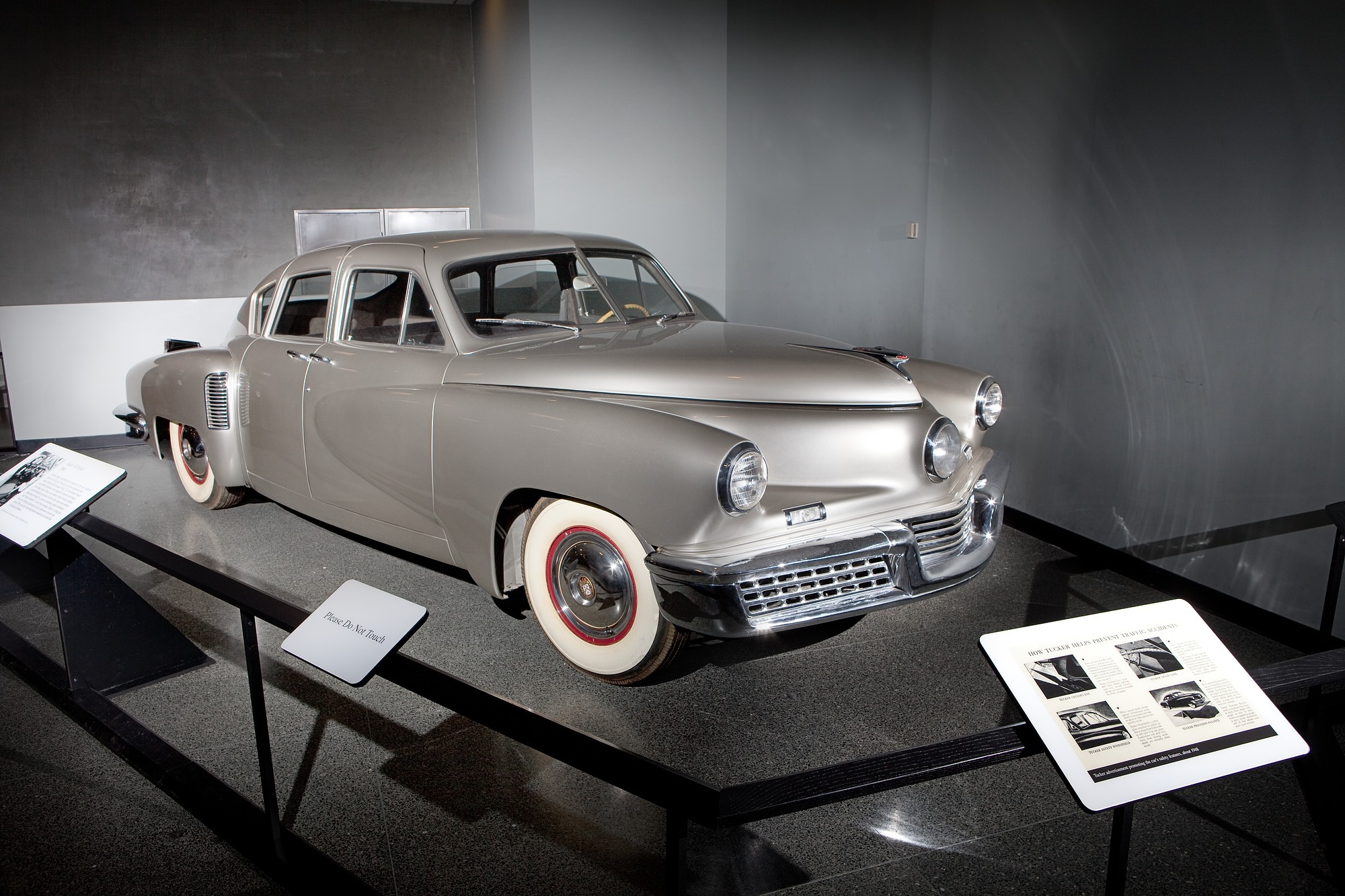 images for 1948 Tucker Sedan
