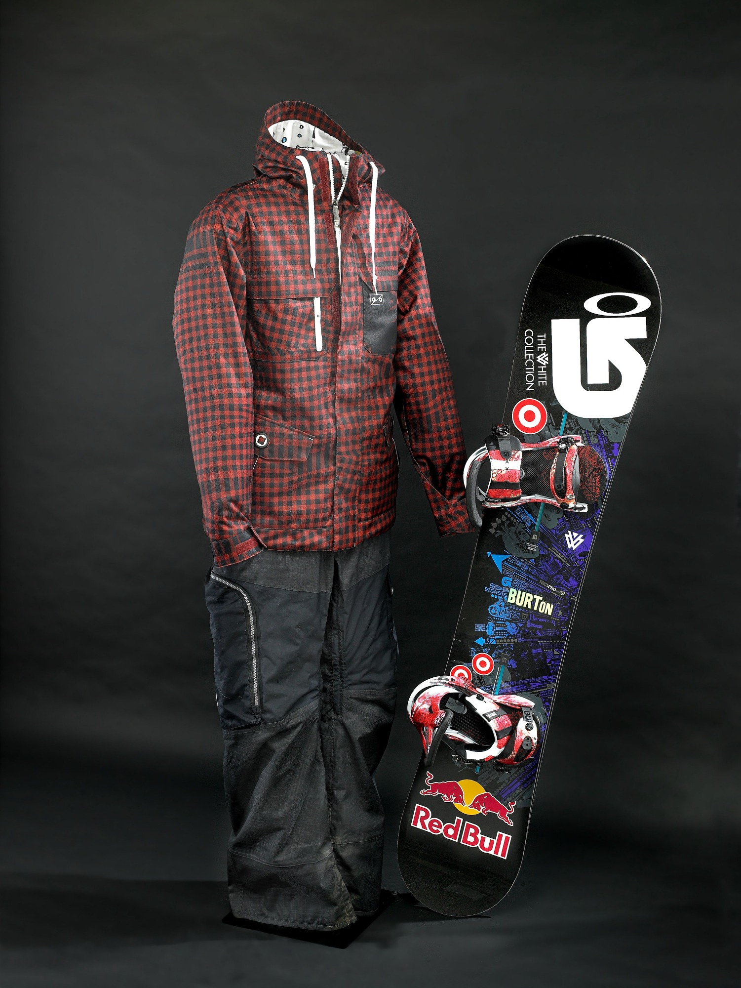 images for Jacket worn by Shaun White during the Red Bull Project X in Silverton, Colorado