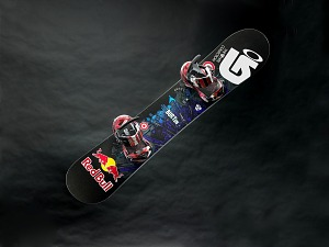 images for Snowboard, used by Shaun White-thumbnail 1