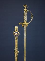 Sword Voted to Winfield S. Hancock