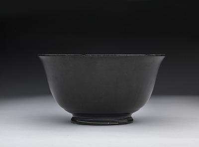 Meissen stoneware rinsing bowl