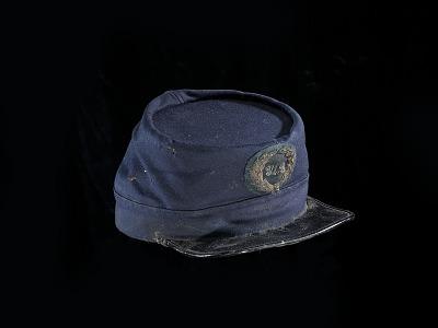 George McClellan's forage cap