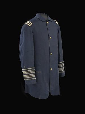 Union Service Coat, 1864