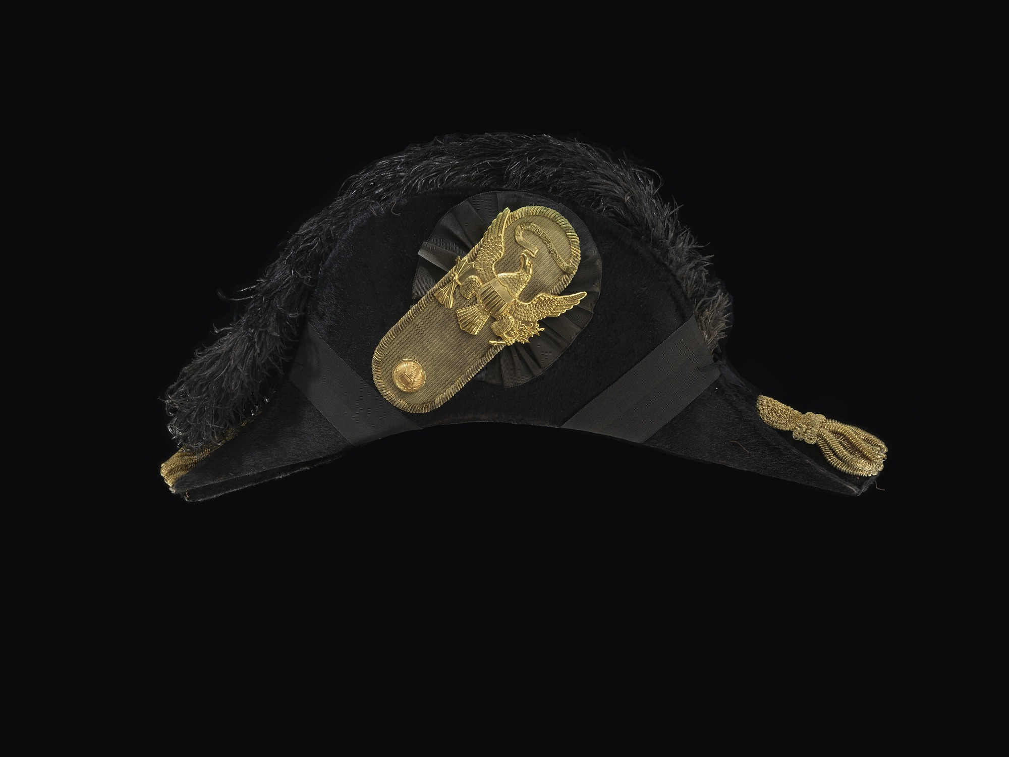 images for U.S. Army Officer's Chapeau, General McClellan