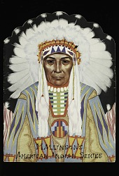 """""""Blue Book"""" Mallinson's American Indian Series"""