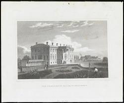 The Presidents House, Washington