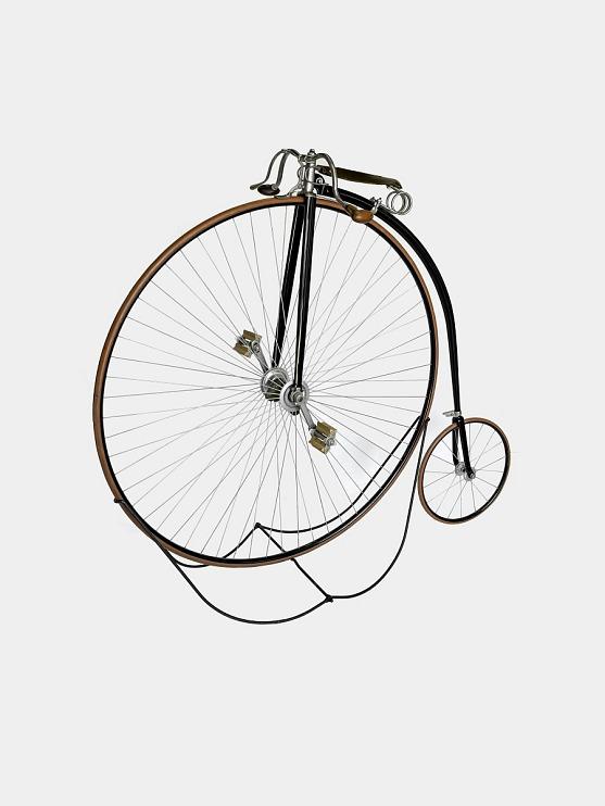 Columbia high-wheel bicycle, 1886