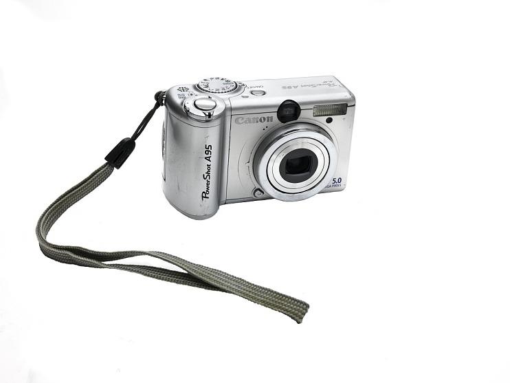 Canon Powershot A95 Digital Camera