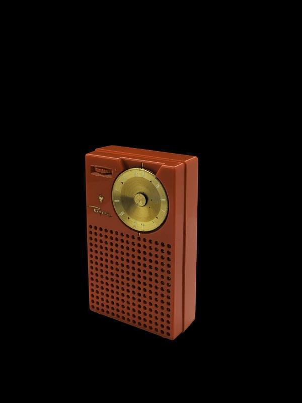 Image 1 for Regency Model TR-1 Transistor Radio