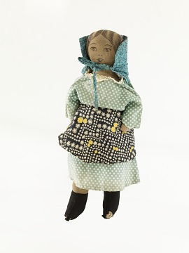 Nancy Hanks Doll (Abigail Doll)