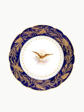 Harrison Tea Plate