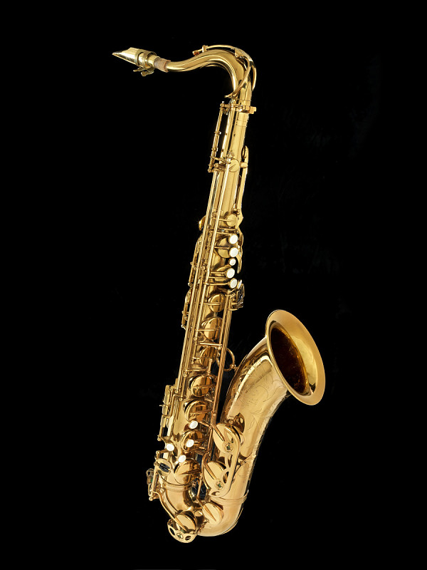 Image 1 for Selmer Tenor Saxophone, used by John Coltrane