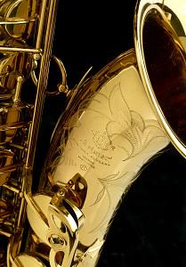 images for Selmer Tenor Saxophone used by John Coltrane-thumbnail 2