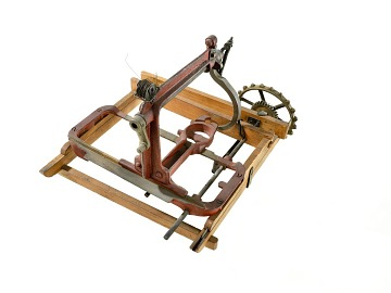McCormick Grain Binder Patent Model