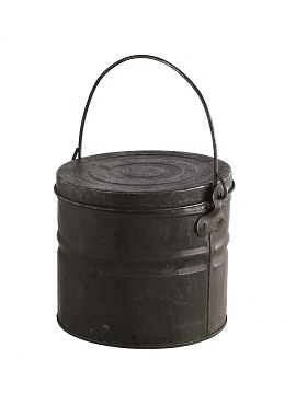 Miner's Lunch Pail