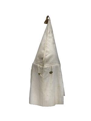 Ku Klux Klan Hood, 1920s