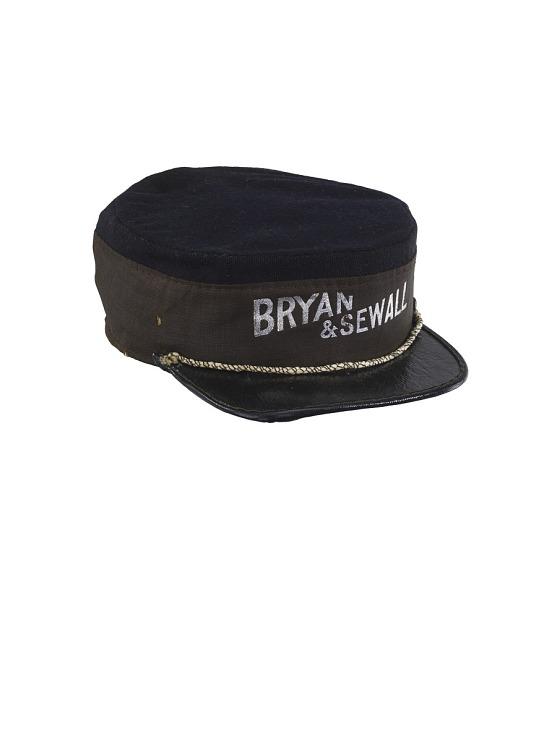 Bryan/Sewall Campaign Cap