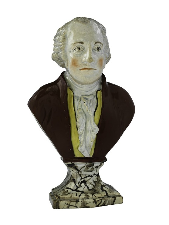 Bust, George Washington