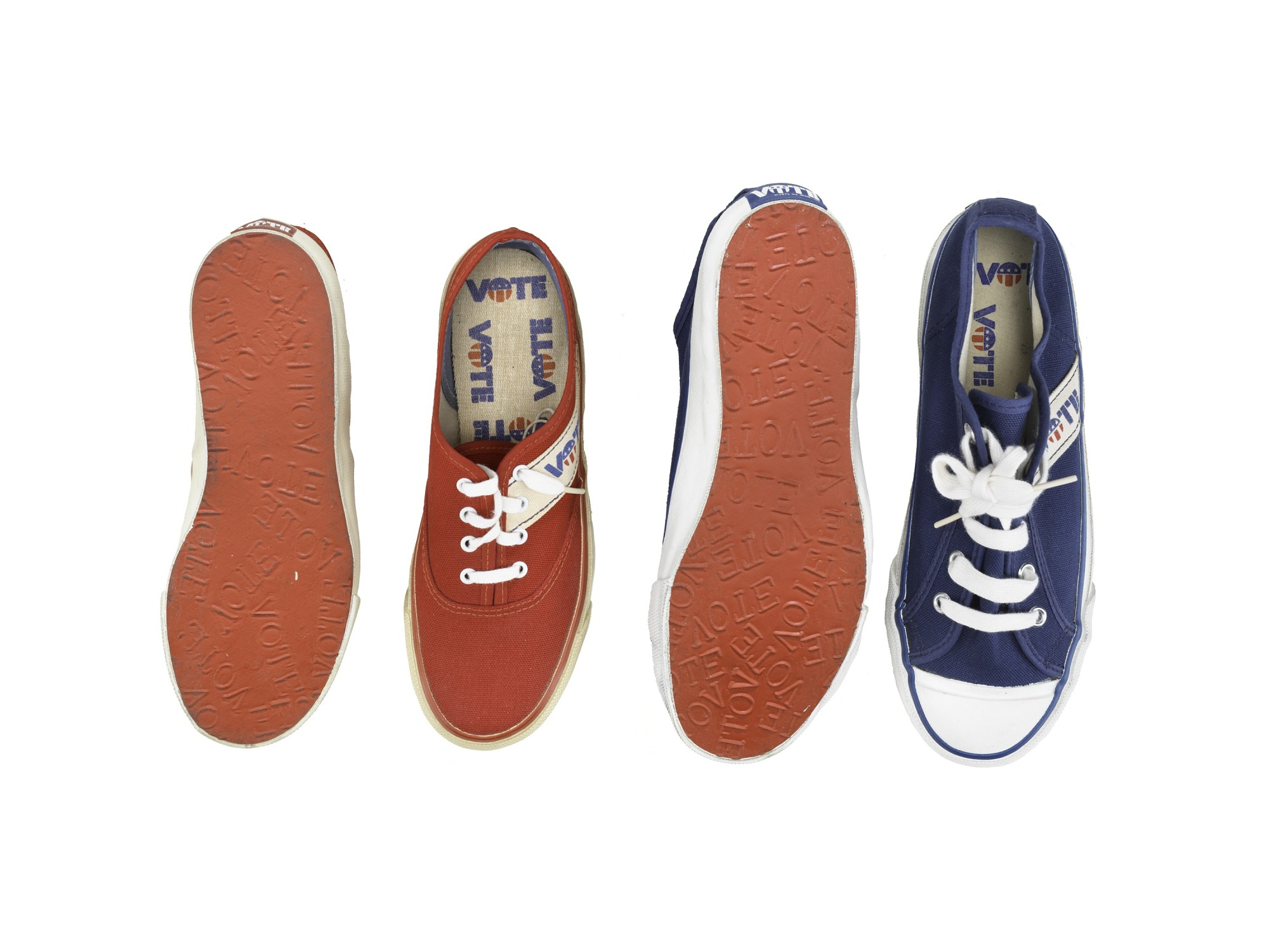 images for Youth Vote Shoes, 1970s