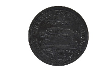 Medal token,