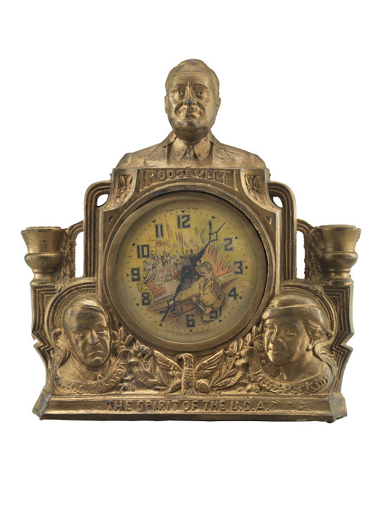 Clock, 1934
