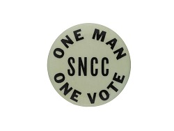 Button, One Man One Vote