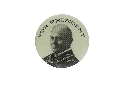 Campaign Button, 1912
