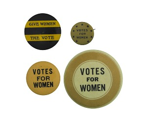 "images for Button, ""Votes for Women""-thumbnail 2"