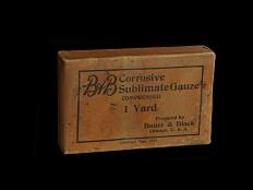 B&B Corrosive Sublimate Gauze